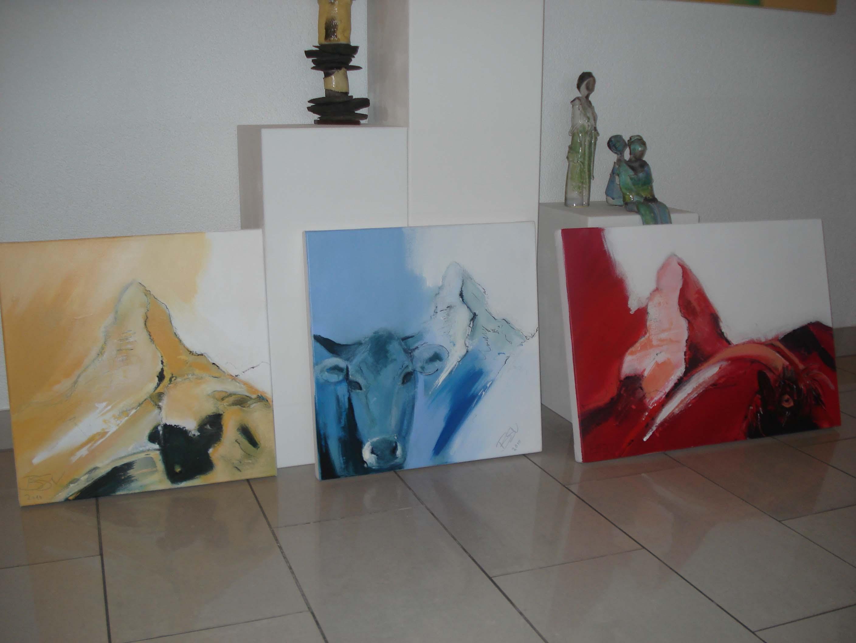 Bilder und Skulpturen (19)